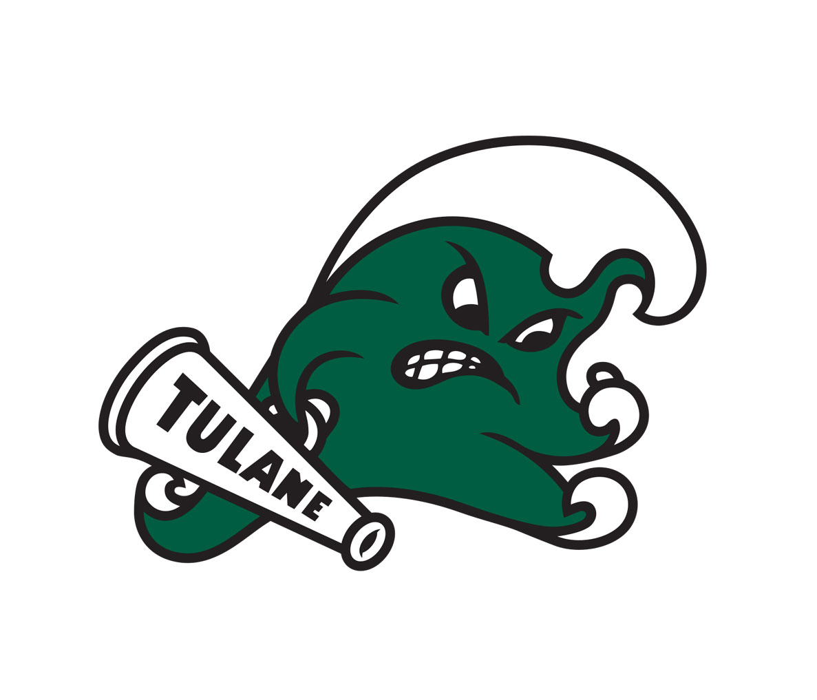 Tulane Green Waves