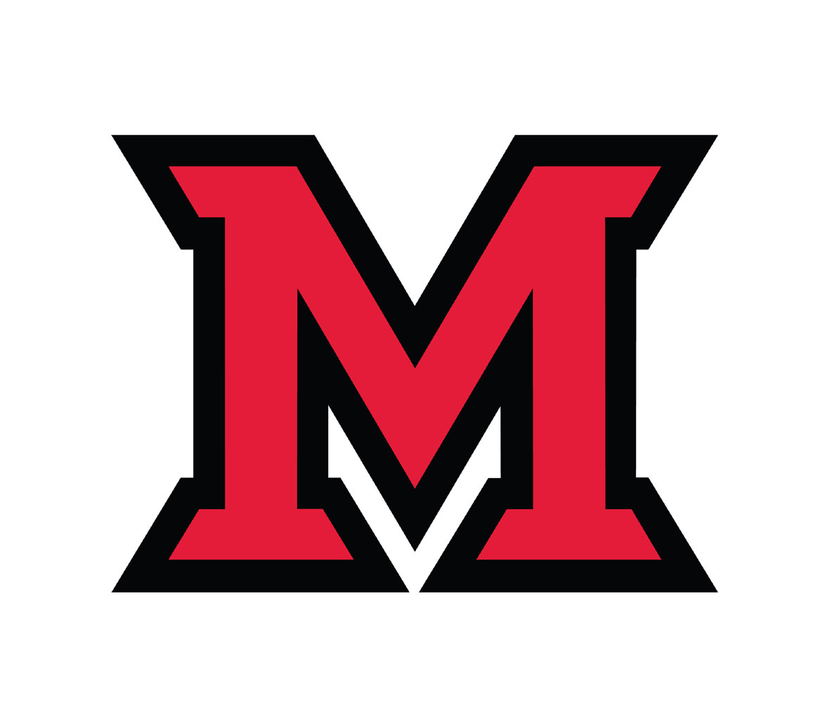 Miami of Ohio Red Hawks