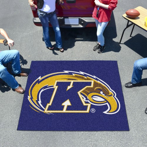 Kent State Tailgater Rug 5'x6'