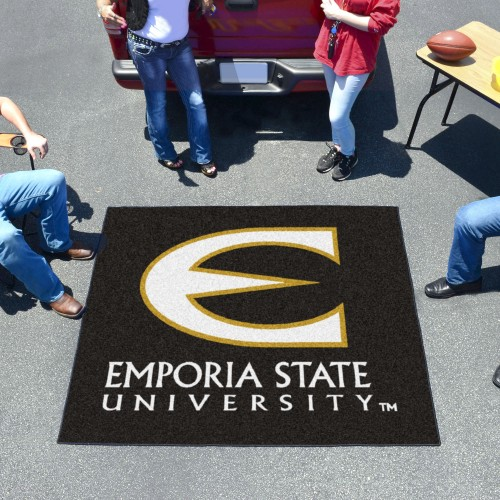 Emporia State Tailgater Rug 5'x6'