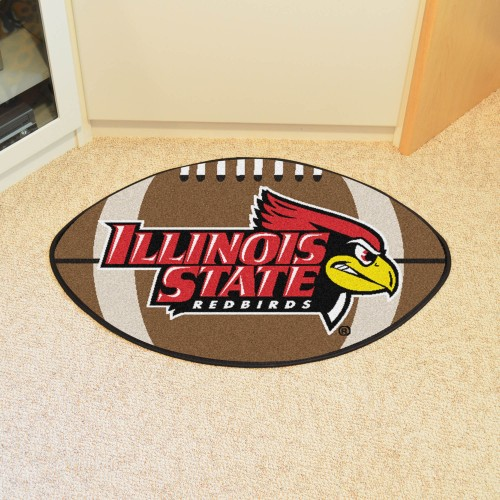 Illinois State Football Rug 20.5