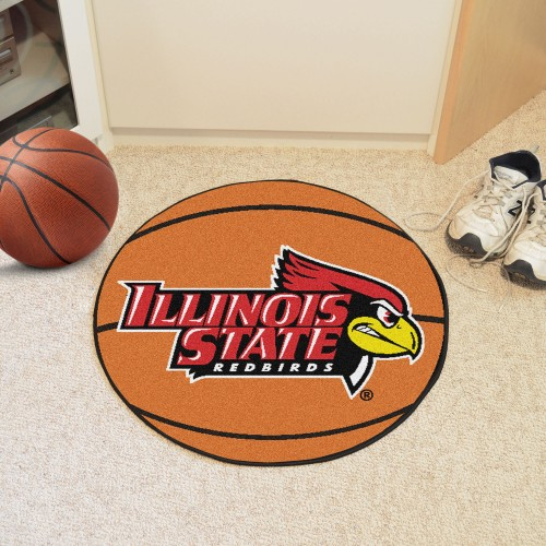 Illinois State Basketball Mat 27