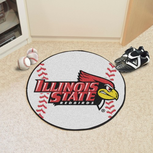 Illinois State Baseball Mat 27