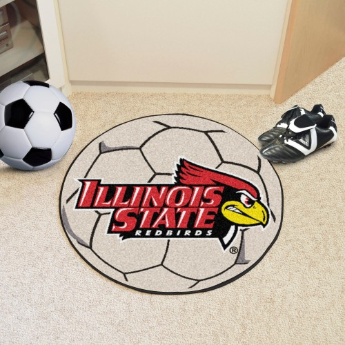 Illinois State Soccer Ball 27