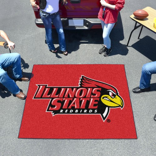 Illinois State Tailgater Rug 5'x6'