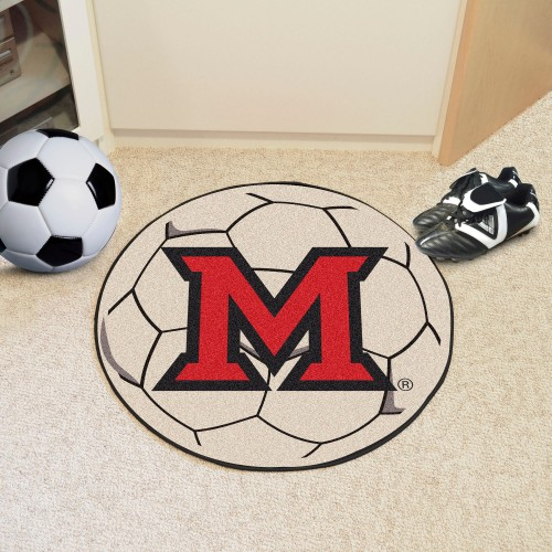 Miami (OH) Soccer Ball 27