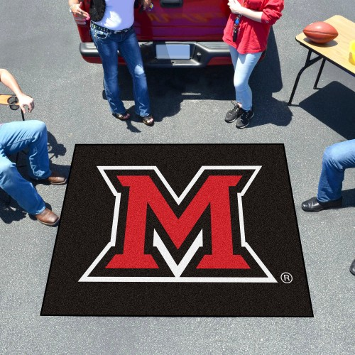 Miami (OH) Tailgater Rug 5'x6'