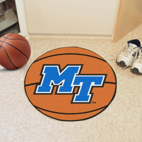 Middle Tennessee State Basketball Mat 27