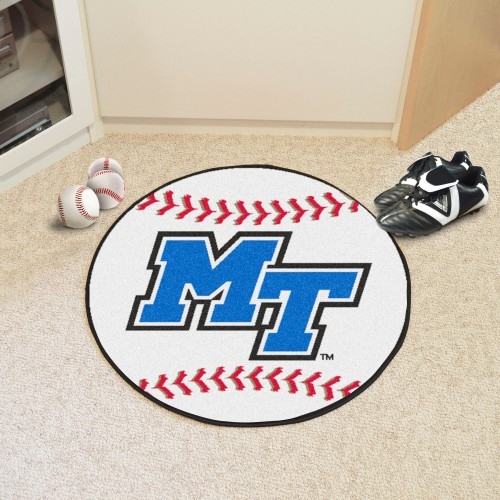 Middle Tennessee State Baseball Mat 27