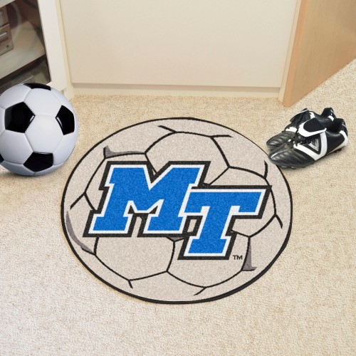 Middle Tennessee State Soccer Ball 27