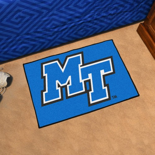 Middle Tennessee State Starter Rug 19