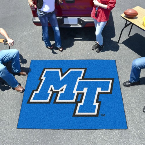 Middle Tennessee State Tailgater Rug 5'x6'