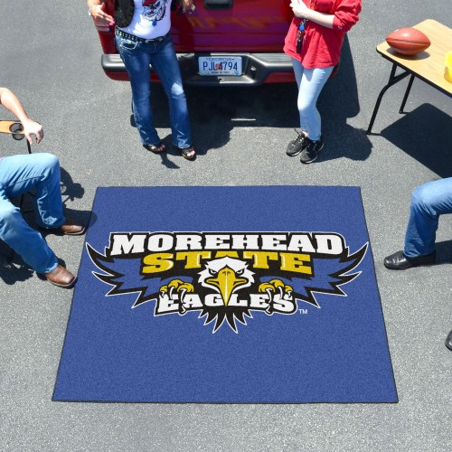 Morehead State Tailgater Rug 5'x6'