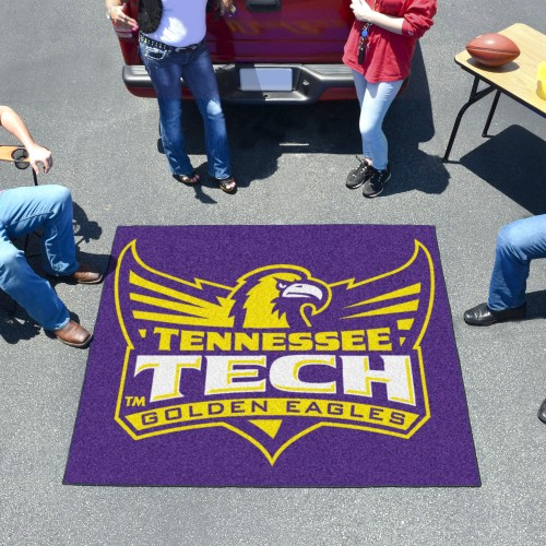Tennessee Tech Tailgater Rug 5'x6'