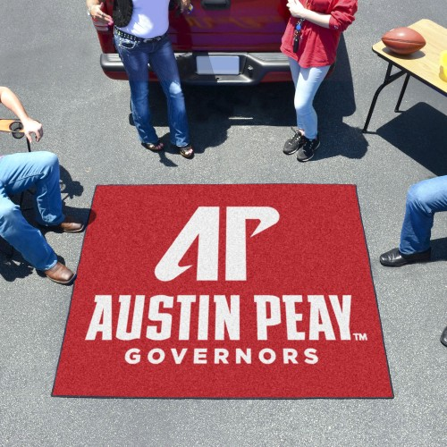 Austin Peay Tailgater Rug 5'x6'