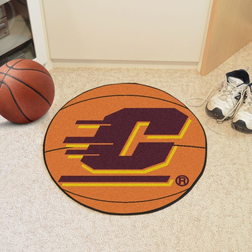 Central Michigan Basketball Mat 27