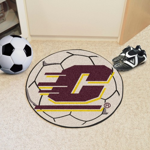 Central Michigan Soccer Ball 27