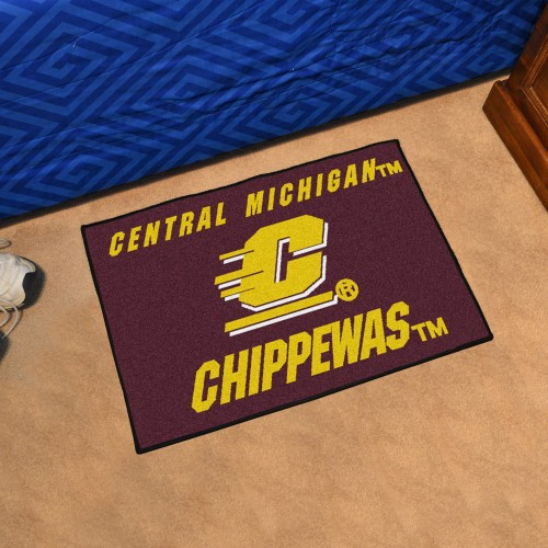 Central Michigan Starter Rug 19