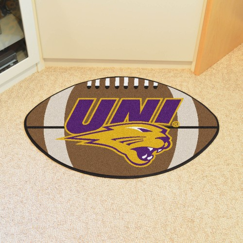 Northern Iowa Football Rug 20.5