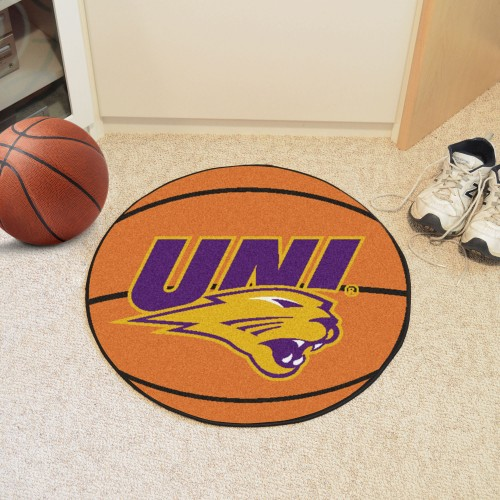 Northern Iowa Basketball Mat 27