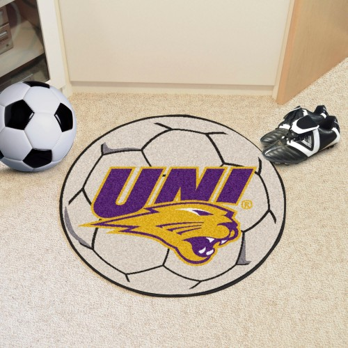 Northern Iowa Soccer Ball 27