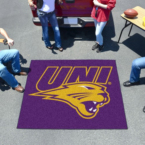 Northern Iowa Tailgater Rug 5'x6'