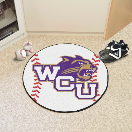 Western Carolina Baseball Mat 27