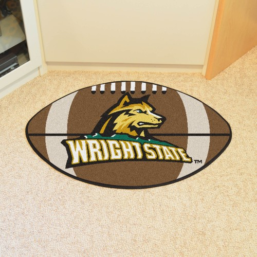 Wright State Football Rug 20.5