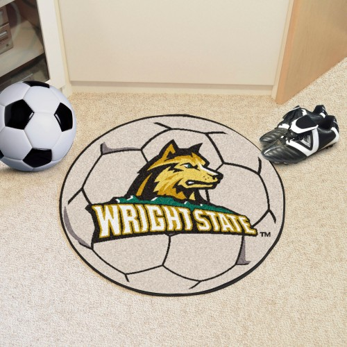 Wright State Soccer Ball 27
