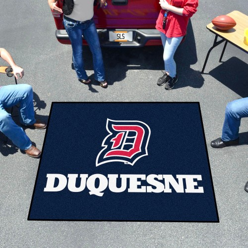 Duquesne Tailgater Rug 5'x6'