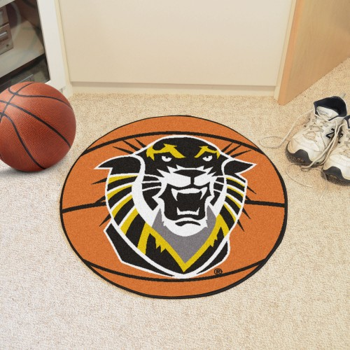 Fort Hays State Basketball Mat 27