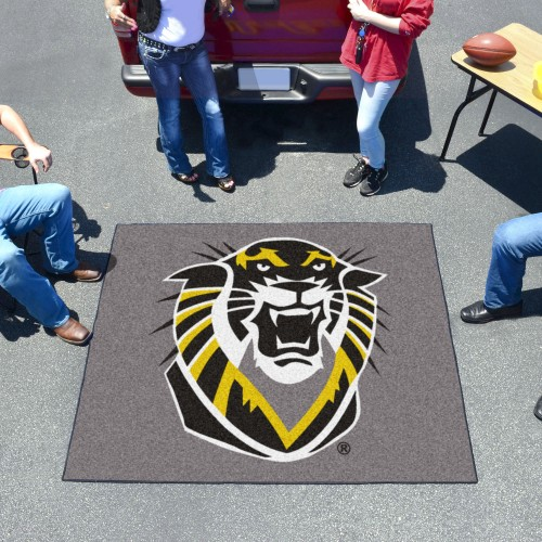 Fort Hays State Tailgater Rug 5'x6'
