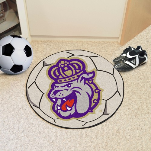 James Madison Soccer Ball 27