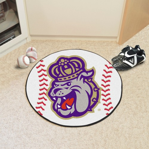 James Madison Baseball Mat 27