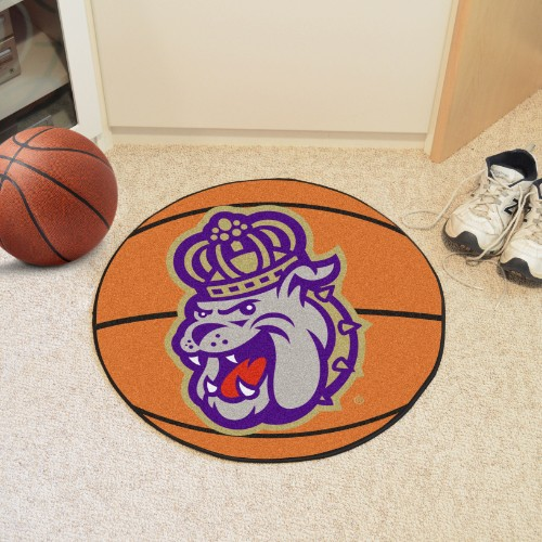 James Madison Basketball Mat 27
