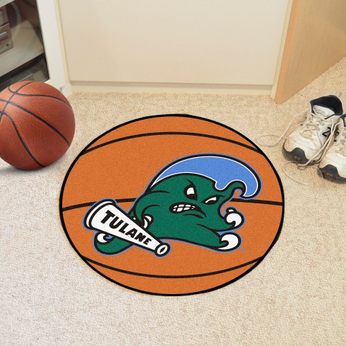 Tulane Basketball Mat 27