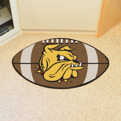Minnesota-Duluth Football Rug 20.5