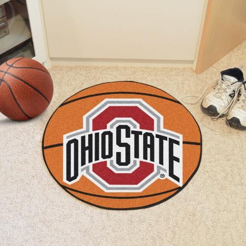 Ohio State Basketball Mat 27