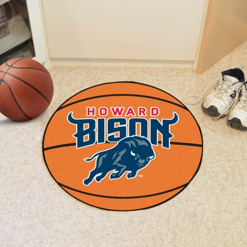 Howard Basketball Mat 27