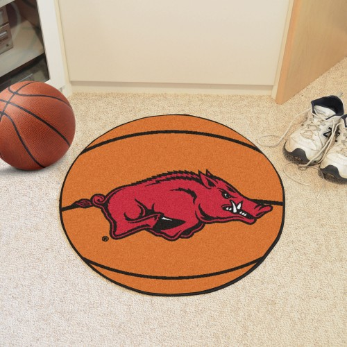 Arkansas Basketball Mat 27
