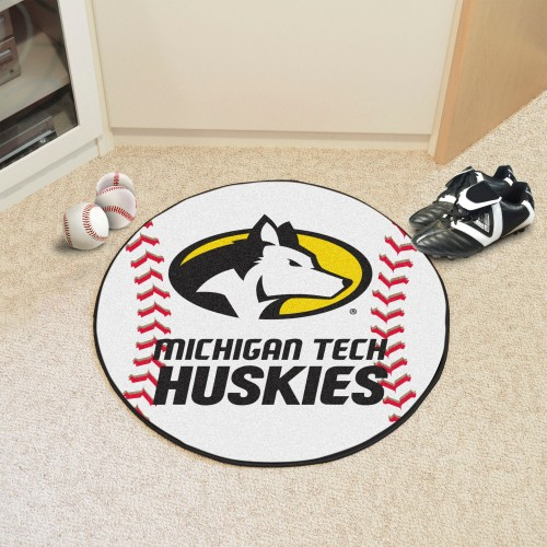 Michigan Tech University Baseball Mat 27