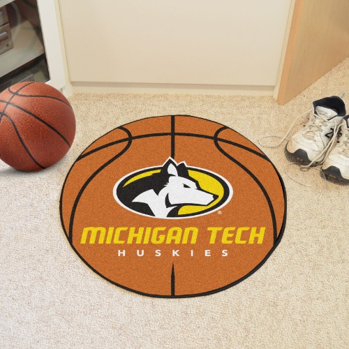 Michigan Tech Basketball Mat 27