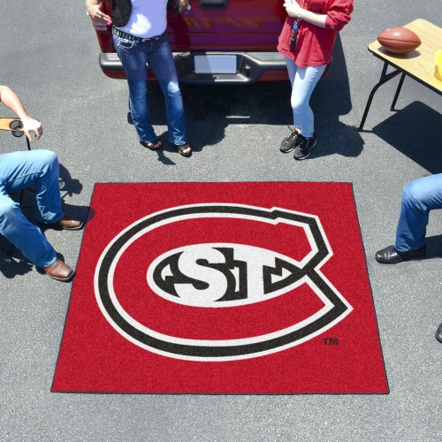 St. Cloud State Tailgater Rug 5'x6'