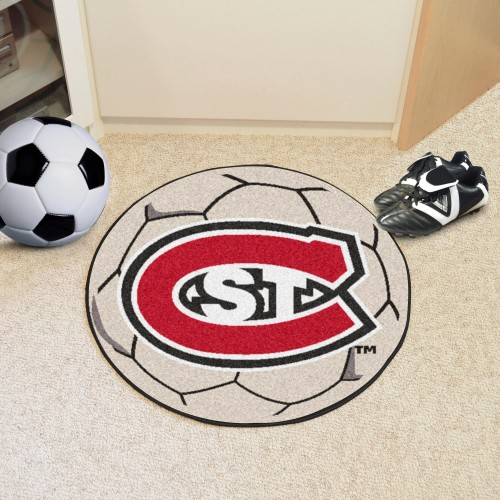 St. Cloud State Soccer Ball 27