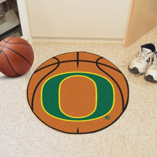 Oregon Basketball Mat 27