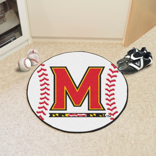 Maryland Baseball Mat 27