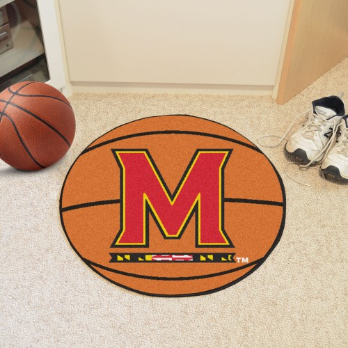 Maryland Basketball Mat 27