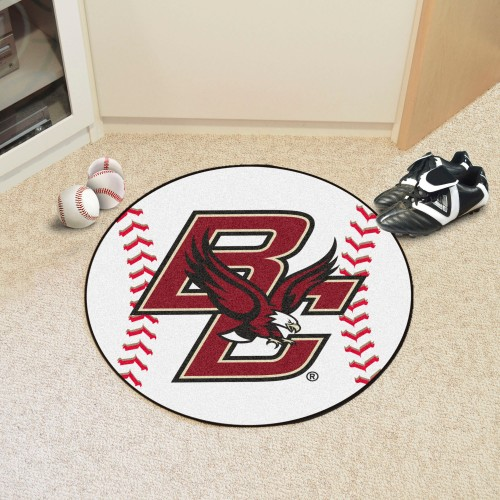 Boston College Baseball Mat 27
