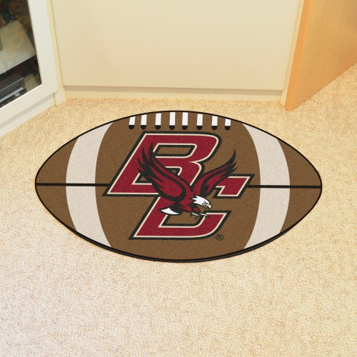 Boston College Football Rug 20.5