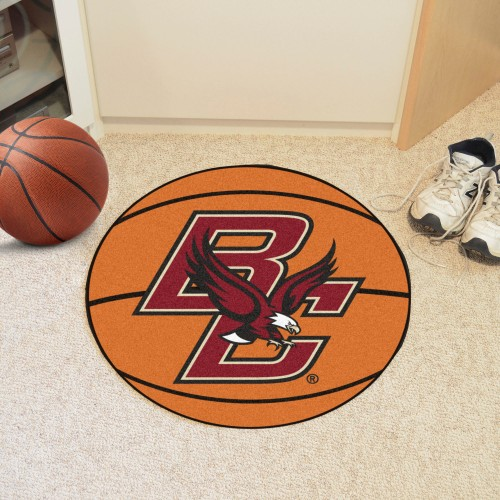 Boston College Basketball Mat 27